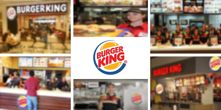 burger king empleo